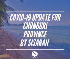 Covid-19 from Chonburi Province from Sisaran
